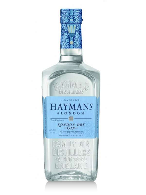 Hayman's london dry gin