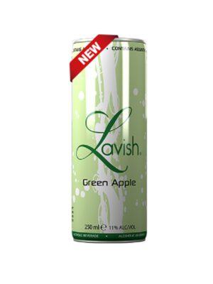 Lavish green apple absinthe