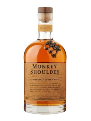 Monkey Shoulder malt whisky