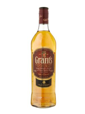 grants whisky literfles